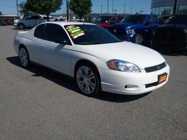 2006 chevrolet monte carlo lt lt 2dr coupe w 1lt for sale. Black Bedroom Furniture Sets. Home Design Ideas