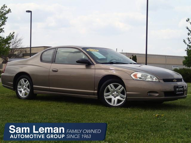2006 chevrolet monte carlo ltz bloomington il for sale in bloomington illinois classified. Black Bedroom Furniture Sets. Home Design Ideas