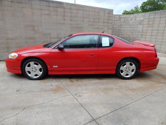 2006 chevrolet monte carlo ss 2dr coupe ss for sale in huntsville alabama classified. Black Bedroom Furniture Sets. Home Design Ideas