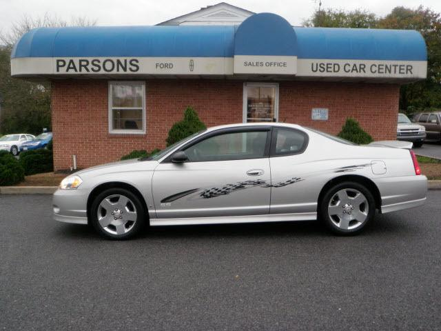 2006 chevrolet monte carlo ss for sale in martinsburg west virginia classified. Black Bedroom Furniture Sets. Home Design Ideas