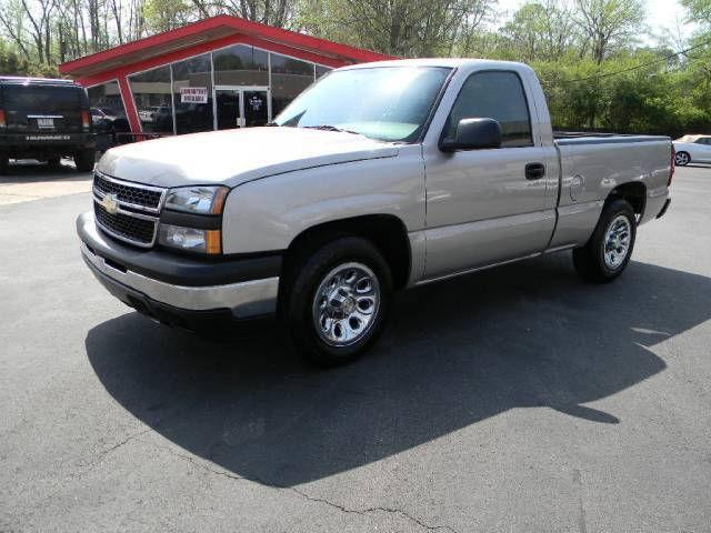 American Auto Sales Little Rock: 2006 Chevrolet Silverado 1500 For Sale In Little Rock