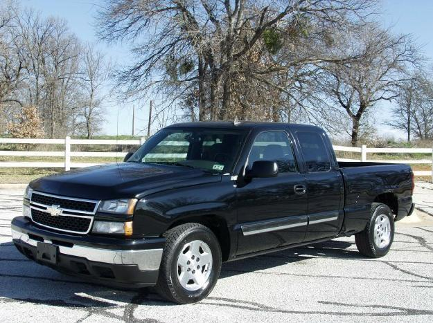 2006 chevrolet silverado 1500 ext cab wb 2wd lt for sale in bedford texas classified. Black Bedroom Furniture Sets. Home Design Ideas