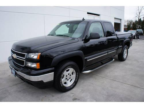 2006 chevrolet silverado 1500 extended cab pickup lt3 for sale in salem oregon classified. Black Bedroom Furniture Sets. Home Design Ideas