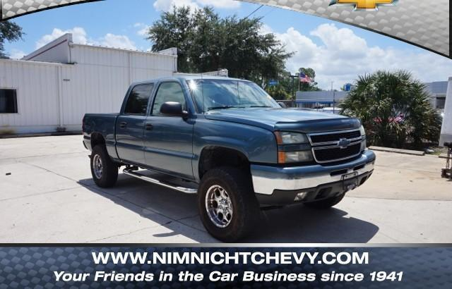 2006 chevrolet silverado 1500 lt1 lt1 4dr crew cab 4wd 5 8 ft sb for sale in jacksonville. Black Bedroom Furniture Sets. Home Design Ideas