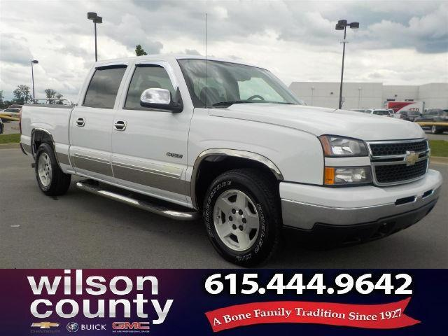 2006 chevrolet silverado 1500 lt1 lt1 4dr crew cab 5 8 ft sb for sale in lebanon tennessee. Black Bedroom Furniture Sets. Home Design Ideas