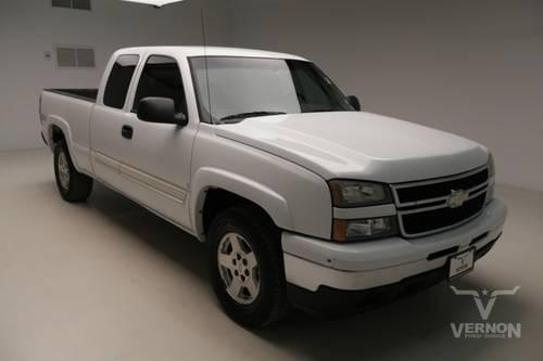 2006 Chevrolet Silverado 1500 Pickup Truck Ls Extended Cab 4x4 Z71