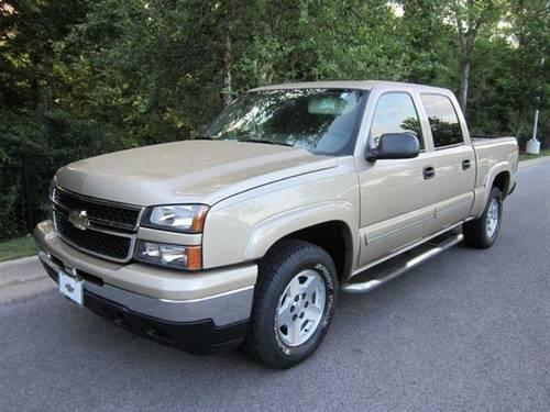 2006 chevrolet silverado 1500 truck crew cab 143 5 inch wb 4wd lt1 for sale in fayetteville. Black Bedroom Furniture Sets. Home Design Ideas