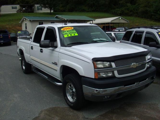 2006 chevrolet silverado 2500hd crew cab lt3 4x4 for sale in reese north carolina classified. Black Bedroom Furniture Sets. Home Design Ideas