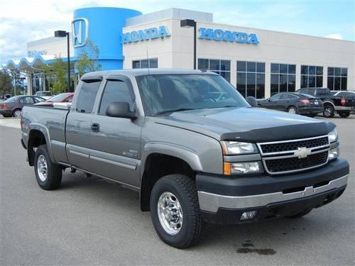 2006 chevrolet silverado 2500hd extended cab pickup for sale in evergreen montana classified. Black Bedroom Furniture Sets. Home Design Ideas