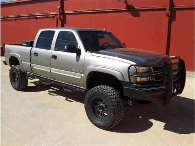 2006 chevrolet silverado 2500hd spring tx for sale in spring texas classified. Black Bedroom Furniture Sets. Home Design Ideas