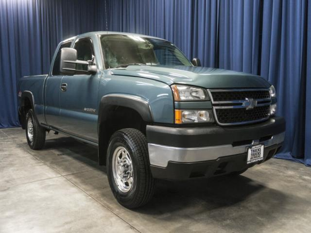 2006 Chevrolet Silverado 1500 Work Truck 4dr Extended Cab: 2006 Chevrolet Silverado 2500HD Work Truck Work Truck 4dr