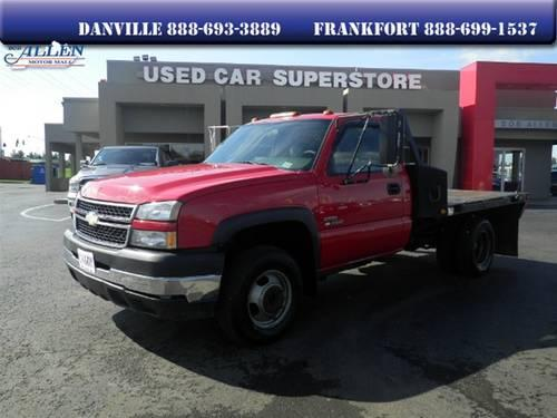 2006 chevrolet silverado 3500 chassis for sale in danville kentucky classified. Black Bedroom Furniture Sets. Home Design Ideas