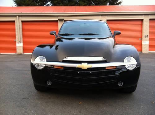 2006 chevrolet ssr pickup truck for sale in lafayette california classified. Black Bedroom Furniture Sets. Home Design Ideas