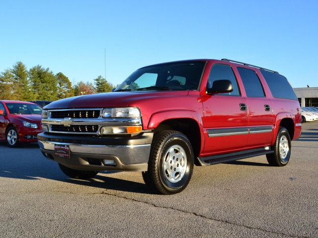 2006 chevrolet suburban 1500 ls for sale in newberry south carolina classified. Black Bedroom Furniture Sets. Home Design Ideas