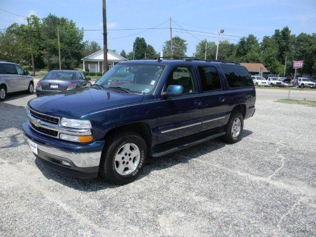 2006 chevrolet suburban 1500 lt for sale in conway south carolina classified. Black Bedroom Furniture Sets. Home Design Ideas