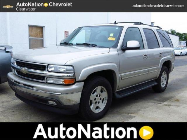 2006 chevrolet tahoe for sale in clearwater florida classified. Black Bedroom Furniture Sets. Home Design Ideas