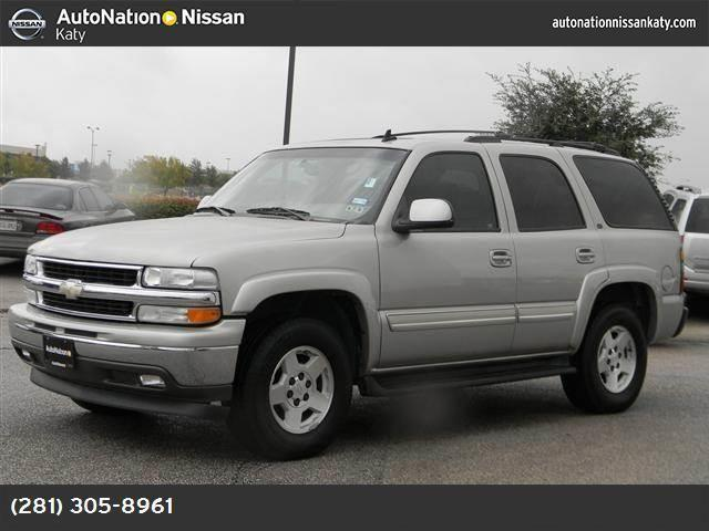 Autonation Nissan Katy >> 2006 Chevrolet Tahoe for Sale in Katy, Texas Classified | AmericanListed.com