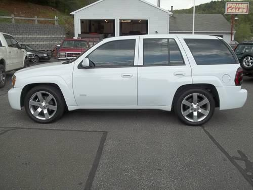2006 chevrolet trailblazer 4wd lt ss 67 350 miles for sale in northfield connecticut. Black Bedroom Furniture Sets. Home Design Ideas