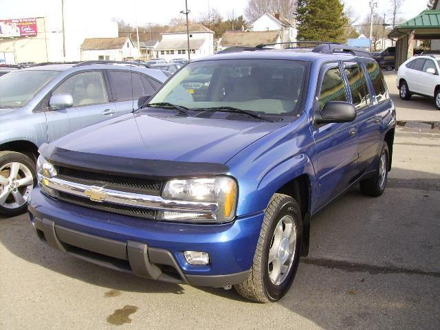 2006 Chevrolet TrailBlazer EXT LS for Sale in Zanesville ...