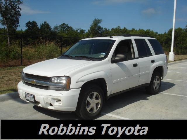 2006 Chevrolet Trailblazer Ls For Sale In Nash  Texas
