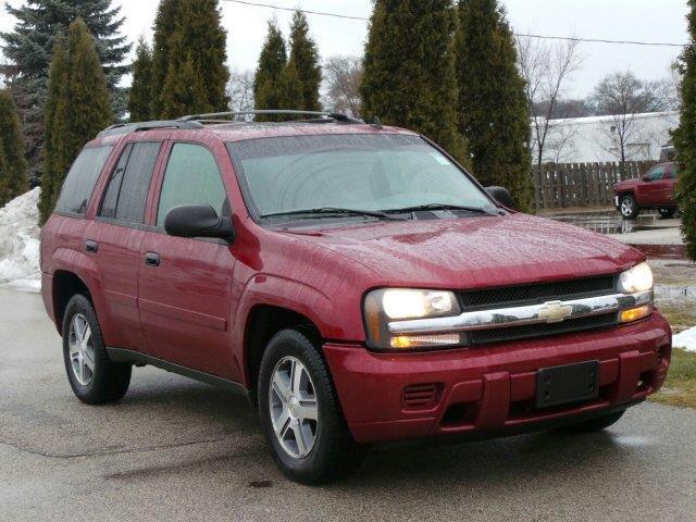 2006 Chevrolet TrailBlazer LS LS 4dr SUV 4WD w/1SA