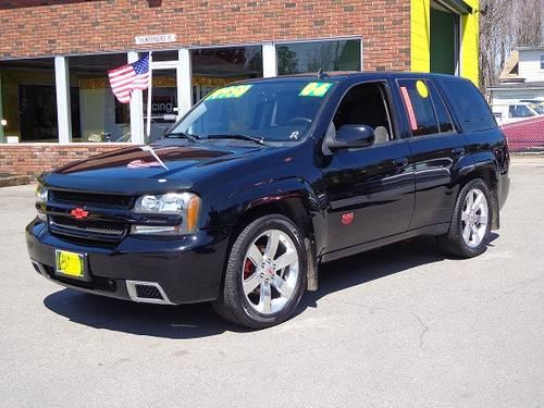 2006 chevrolet trailblazer ss w 4wd for sale in rochester new hampshire classified. Black Bedroom Furniture Sets. Home Design Ideas