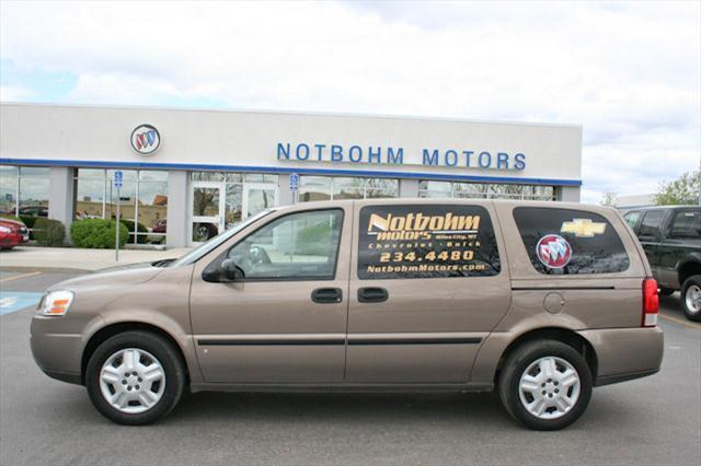 2006 chevrolet uplander ls for sale in miles city montana for Notbohm motors used cars