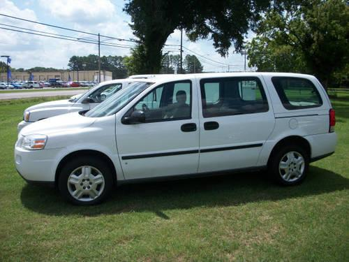 2006 chevrolet uplander mini van for sale in decatur alabama classified. Black Bedroom Furniture Sets. Home Design Ideas