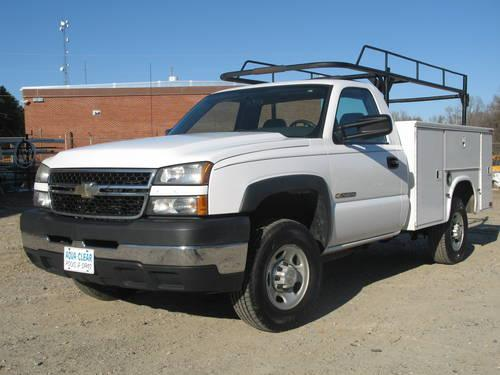 2006 chevy 2500 hd for sale in nashville north carolina classified. Black Bedroom Furniture Sets. Home Design Ideas