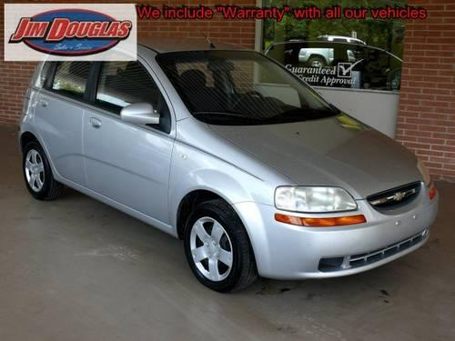 2006 chevy aveo sedan silver gas saver for sale in high springs florida classified. Black Bedroom Furniture Sets. Home Design Ideas