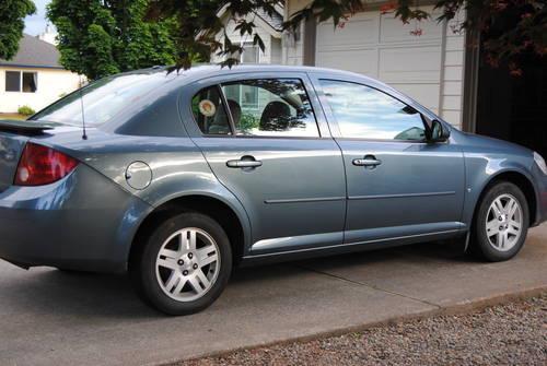2006 chevy cobalt ls sedan for sale in oregon city oregon classified. Black Bedroom Furniture Sets. Home Design Ideas