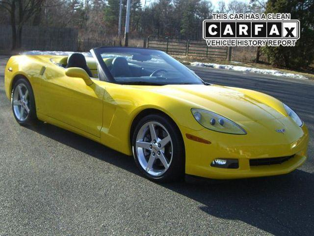 2006 chevy corvette convertible automatic loaded only 13k miles for sale in agawam. Black Bedroom Furniture Sets. Home Design Ideas