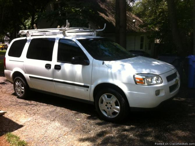 2006 chevy uplander service package for sale in lexington kentucky classified. Black Bedroom Furniture Sets. Home Design Ideas