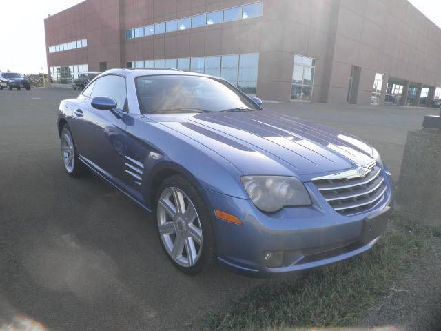 2006 chrysler crossfire limited for sale in park hills missouri classified. Black Bedroom Furniture Sets. Home Design Ideas
