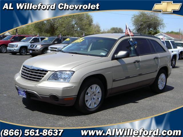 2006 chrysler pacifica for sale in portland texas. Black Bedroom Furniture Sets. Home Design Ideas