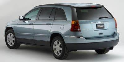 2006 Chrysler Pacifica Base AWD 4dr Wagon