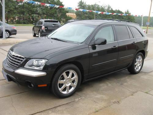 2006 chrysler pacifica limited awd for sale in conway kansas classified. Black Bedroom Furniture Sets. Home Design Ideas