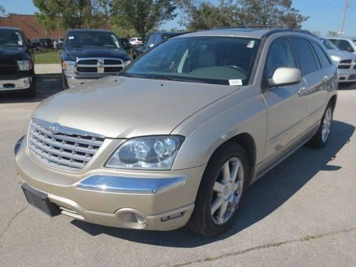2006 chrysler pacifica station wagon limited for sale in waukesha wisconsin classified. Black Bedroom Furniture Sets. Home Design Ideas