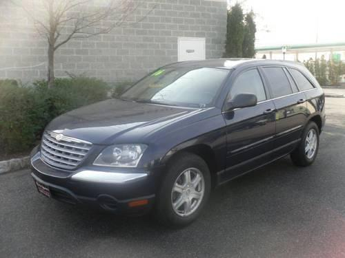 2006 chrysler pacifica suv touring for sale in saddle brook new jersey classified. Black Bedroom Furniture Sets. Home Design Ideas