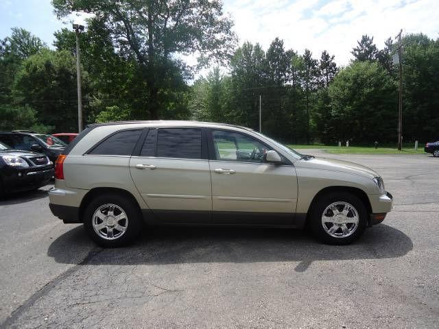 2006 chrysler pacifica touring for sale in cadillac michigan. Cars Review. Best American Auto & Cars Review