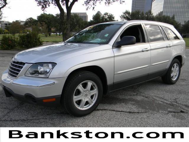 2006 chrysler pacifica touring for sale in dallas texas. Black Bedroom Furniture Sets. Home Design Ideas