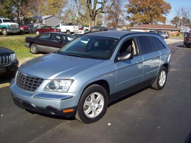 2006 chrysler pacifica touring for sale in nashville illinois. Cars Review. Best American Auto & Cars Review