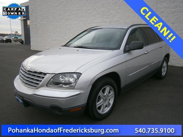 2006 Chrysler Pacifica Touring For Sale In Fredericksburg