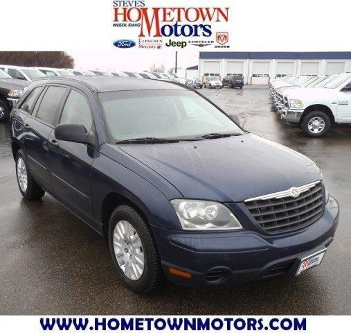 2006 Chrysler Pacifica Wagon For Sale In Crystal, Idaho