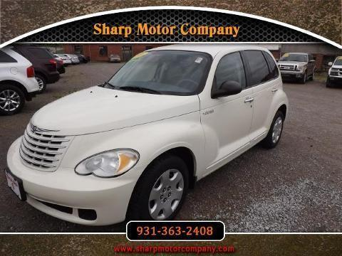 2006 chrysler pt cruiser 4 door wagon for sale in pulaski for Sharp motor company in pulaski tn