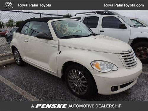 2006 chrysler pt cruiser convertible 2dr convertible gt convertible for sale in west palm beach. Black Bedroom Furniture Sets. Home Design Ideas