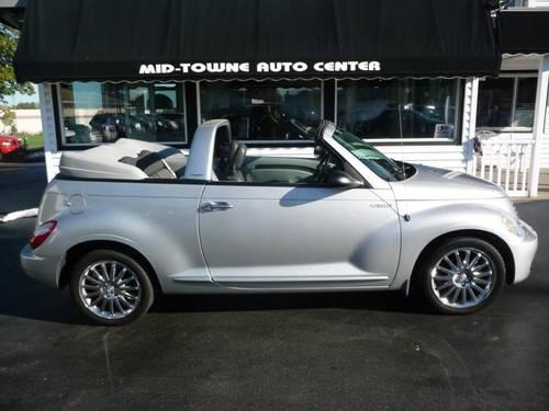 2006 chrysler pt cruiser coupe convertible for sale in blue ball ohio classified. Black Bedroom Furniture Sets. Home Design Ideas