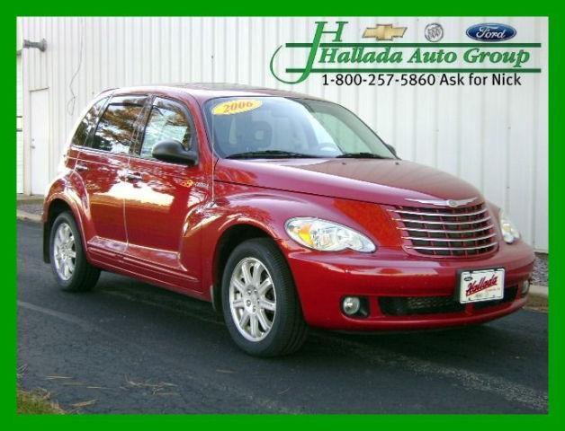 2006 Chrysler Pt Cruiser Limited For Sale In Dodgeville