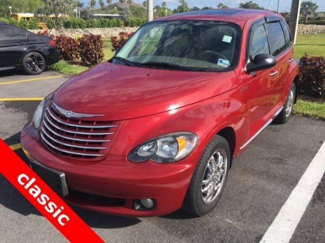 2006 Chrysler Pt cruiser Limited Edition Turbo Hatch