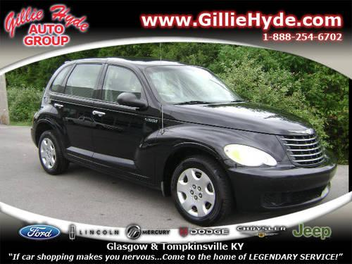 2006 chrysler pt cruiser wagon for sale in dry fork kentucky classified. Black Bedroom Furniture Sets. Home Design Ideas
